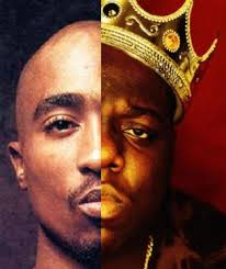 tupac vs biggie Whose the king of rap: 2pac vs biggie vs nas vs jay z vs eminem the hip-hop spot.